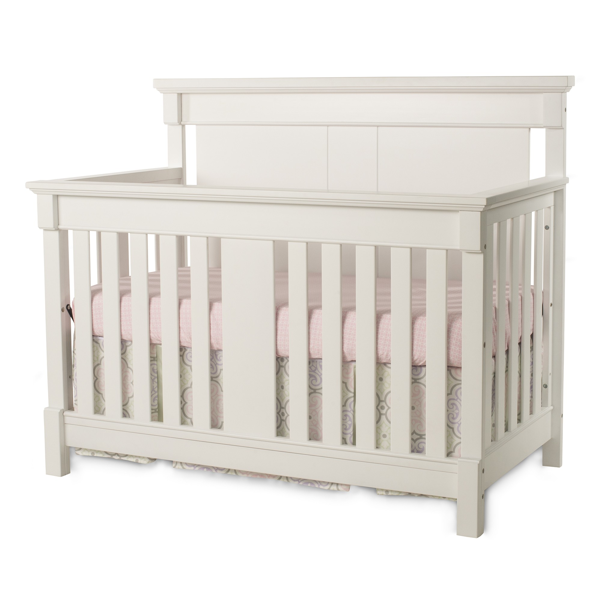 Bradford Full Size Convertible Child Craft Crib