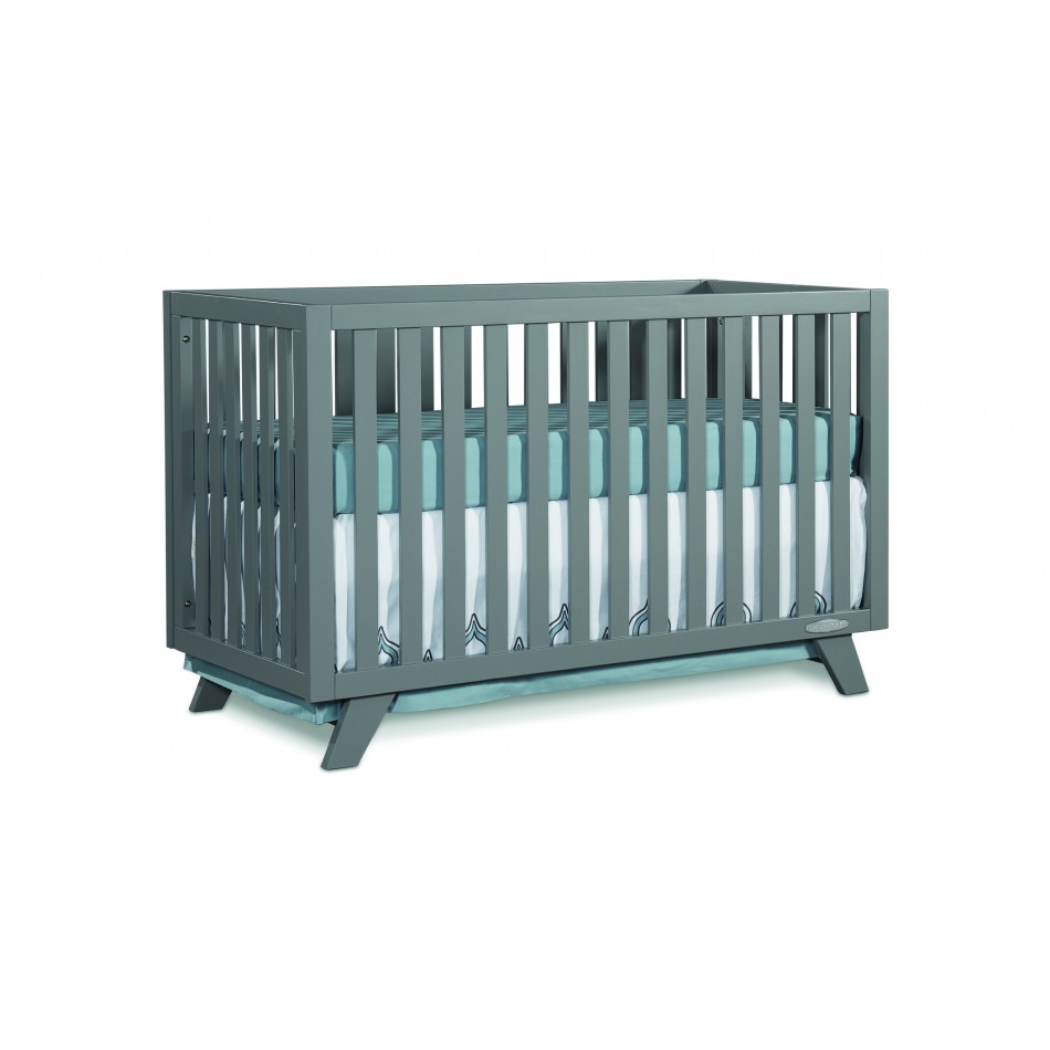 Soho Convertible Crib Gray Child Craft