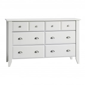 Relaxed Traditional Double Dresser