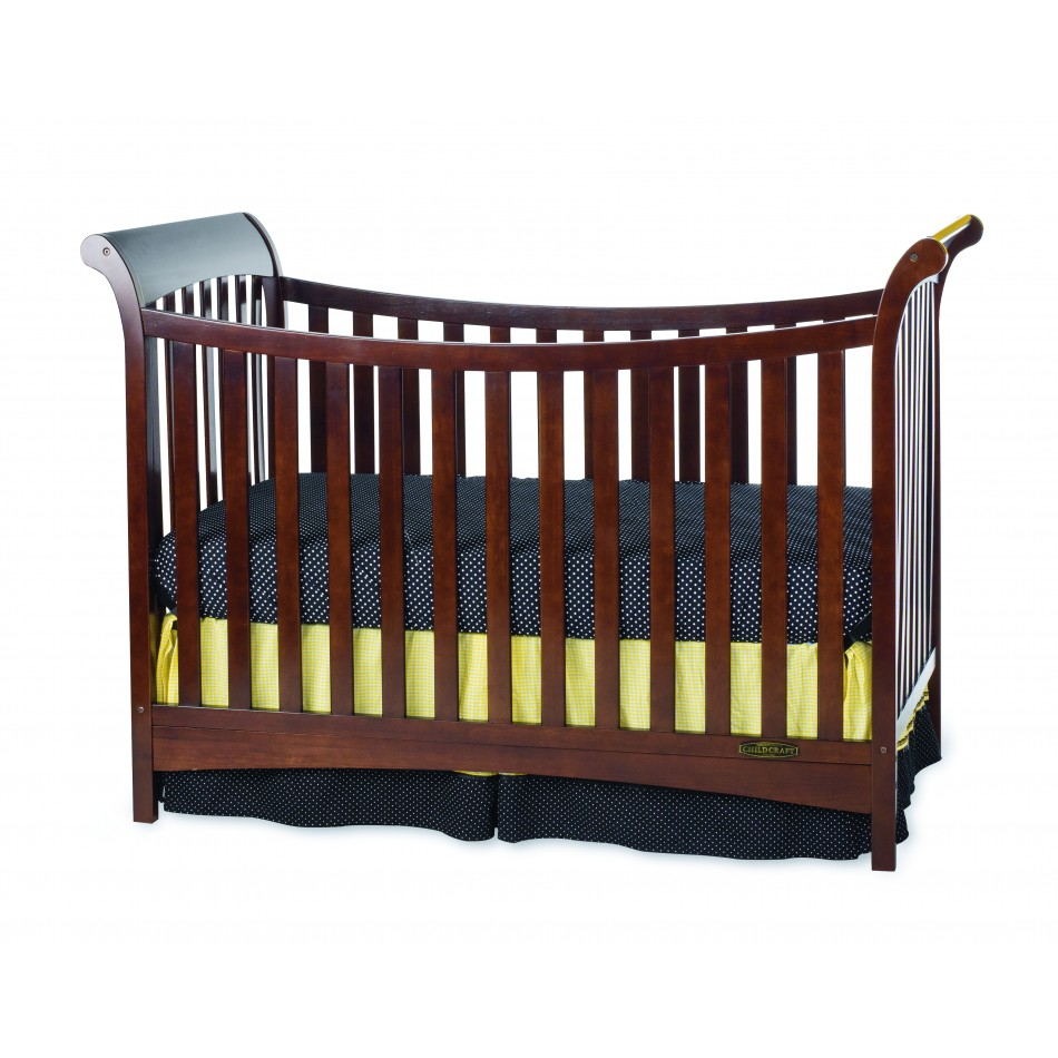 Coventry Full Size 3 In 1 Traditional Crib Child Craft