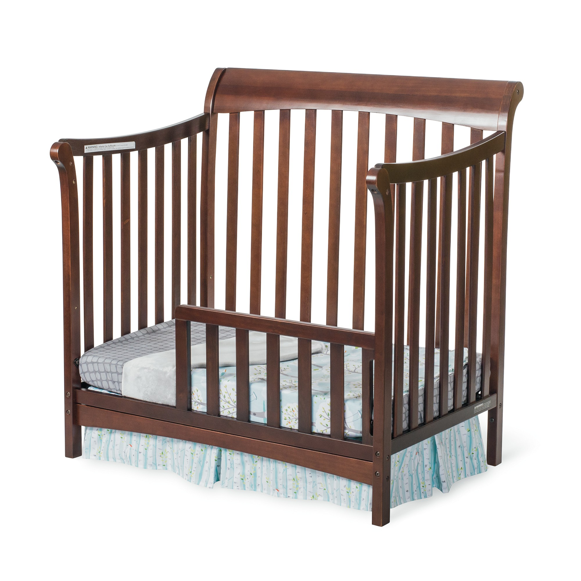Small cribs for babies 17 best images about small cribs for Best baby cribs for small spaces