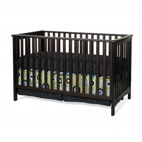 London Euro Traditional Child Craft Crib