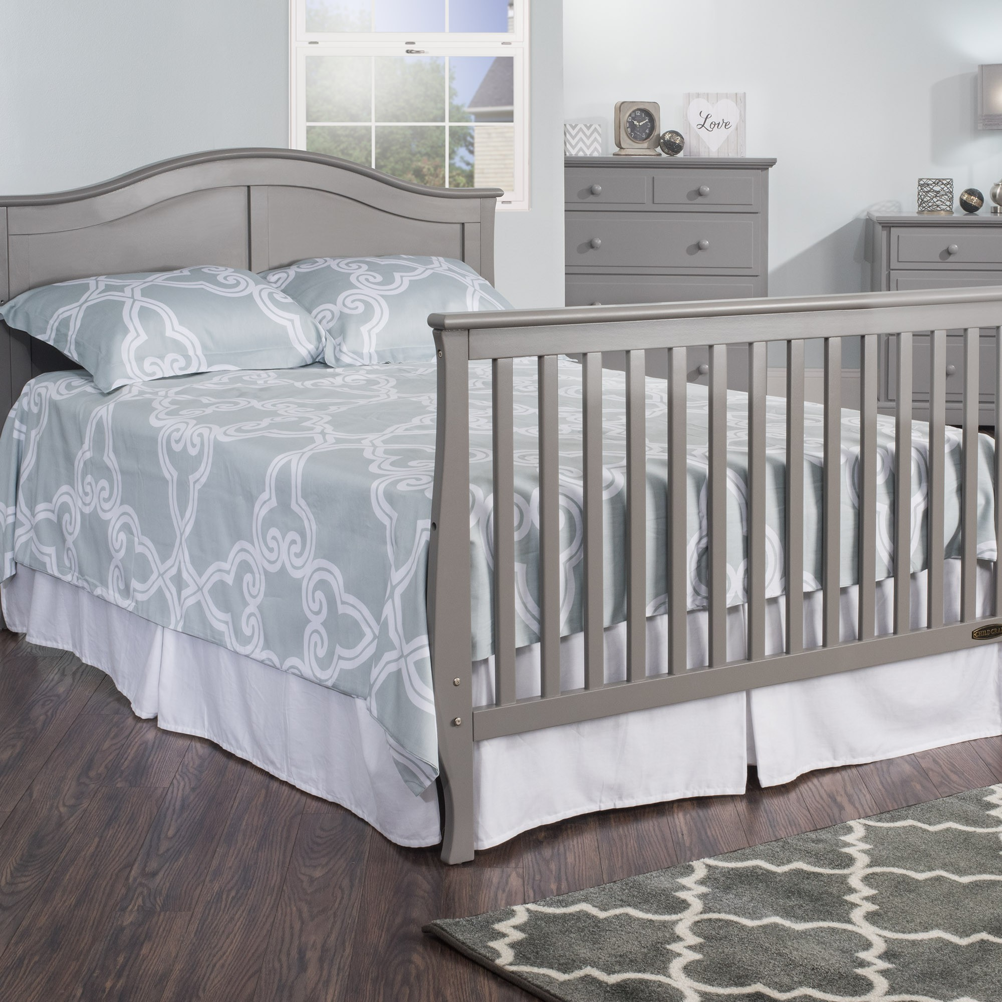 Camden Convertible Child Craft Crib Child Craft
