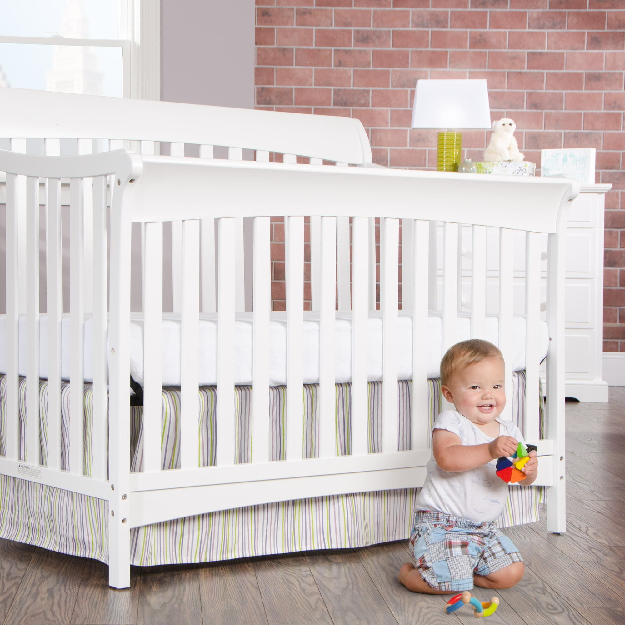 coventry full size 4 in 1 convertible child craft crib. Black Bedroom Furniture Sets. Home Design Ideas