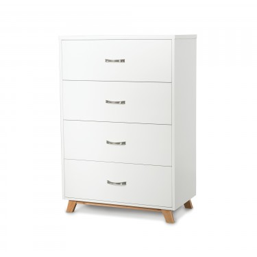 SOHO 4-Drawer Chest