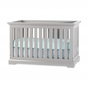 Kayden 4-in-1 Convertible Crib-Cool Gray