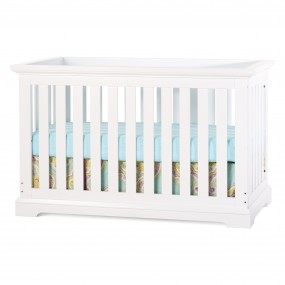 Kayden 4-in-1 Convertible Crib-Matte White