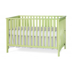 London Euro Traditional Lime Child Craft Crib