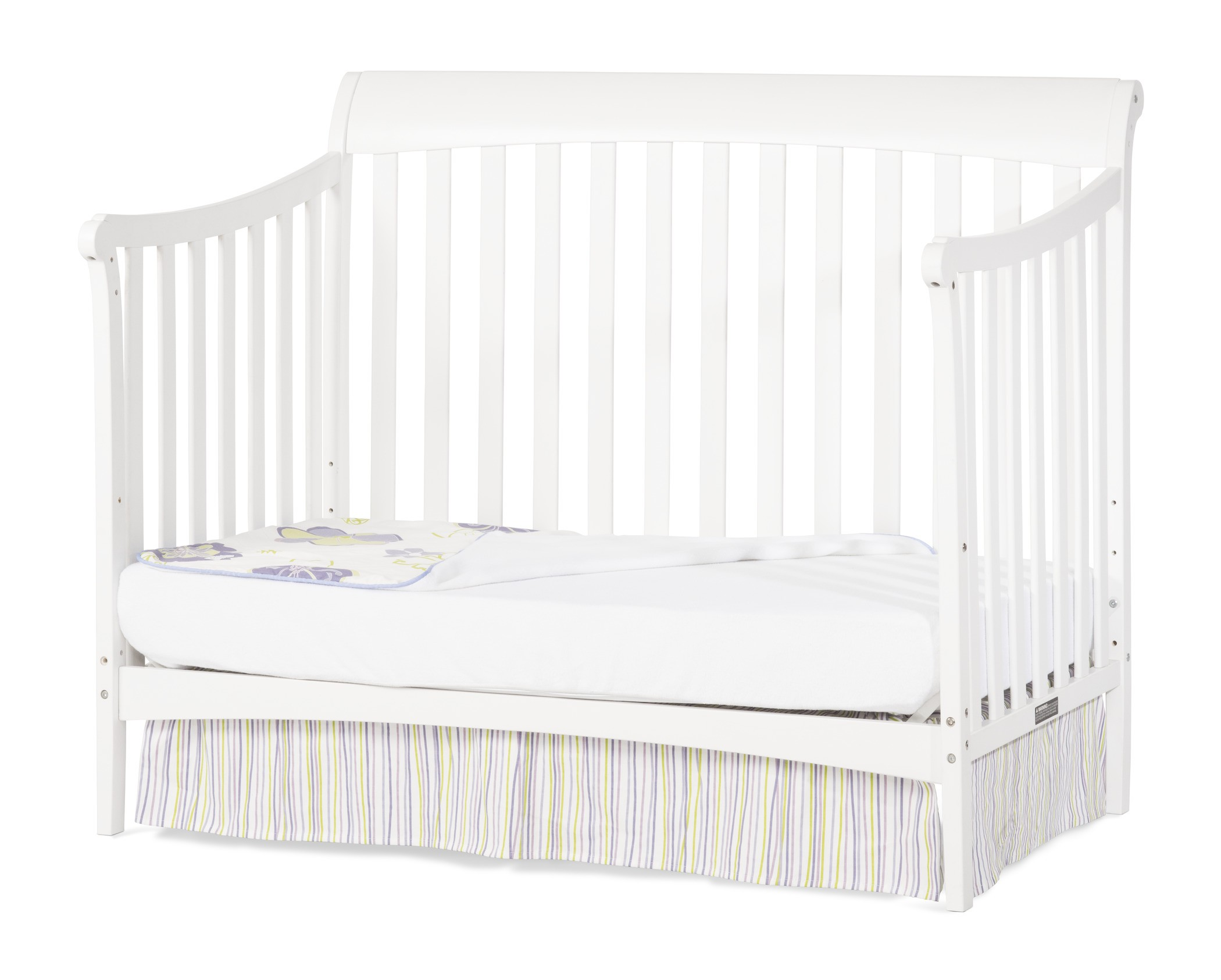 Ashton Full Size 4 In 1 Convertible Crib Child Craft
