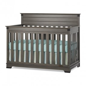 Redmond 4-in-1 Convertible Crib-Dapper Gray