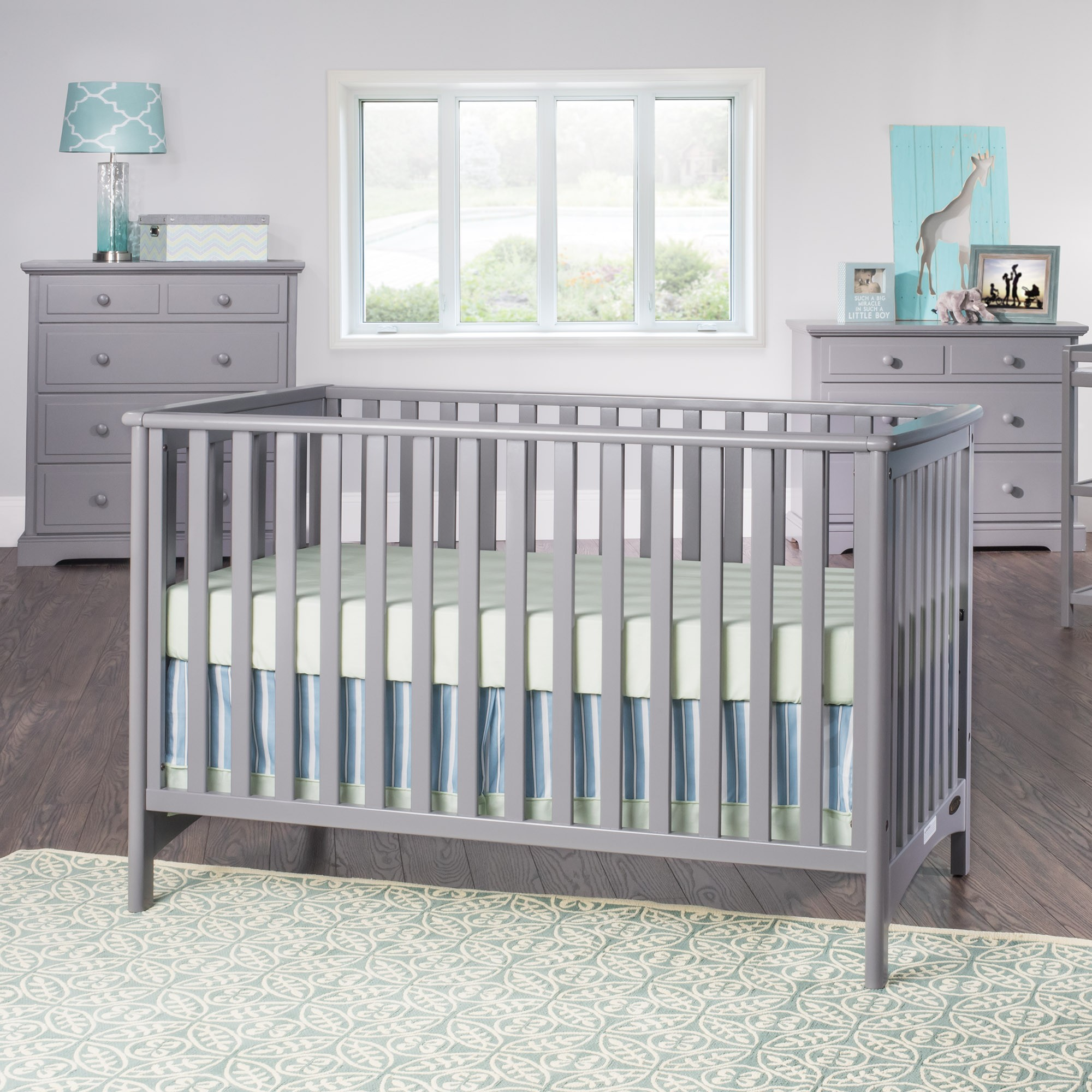 cribs gray overstock lifetime camden craft shipping home free crib child today garden convertible product in