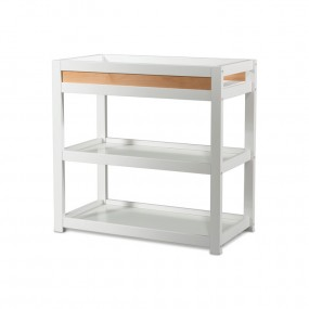 Mod Dressing Table - White/Natural