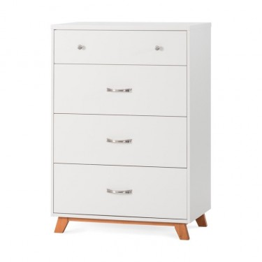 Forever Eclectic™ SOHO 4-Drawer Chest