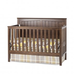 Sheldon 4-in-1 Convertible Crib