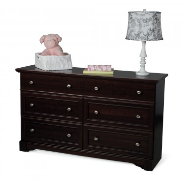 Updated Classic Double Dresser