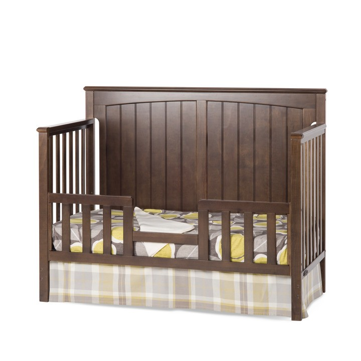 Sheldon 4 in 1 convertible crib child craft for Child craft soho crib natural