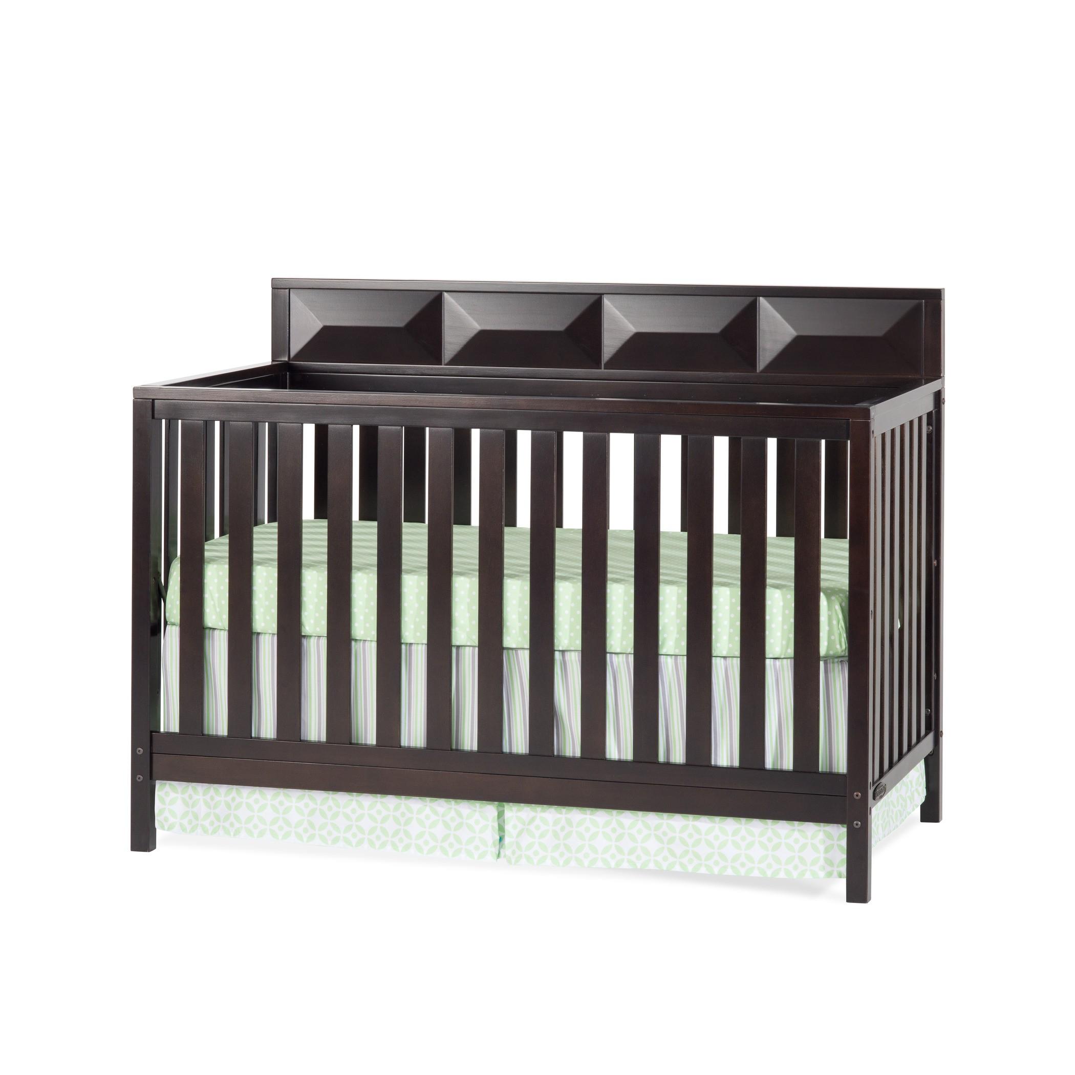 elin 4 in 1 convertible crib child craft. Black Bedroom Furniture Sets. Home Design Ideas