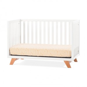 Forever eclectic soho 4 in 1 convertible crib child craft for Child craft soho 4 in 1 convertible crib in natural