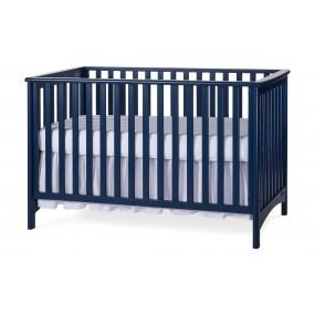 London Euro Traditional Blue Child Craft Crib