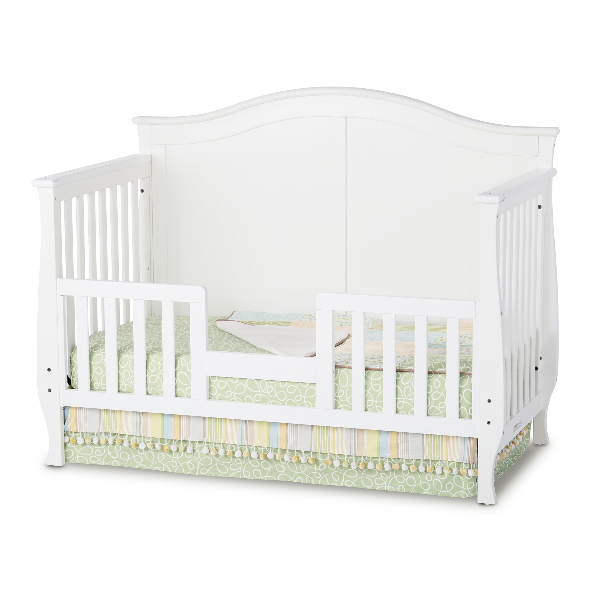 camden 4 in 1 convertible crib child craft. Black Bedroom Furniture Sets. Home Design Ideas