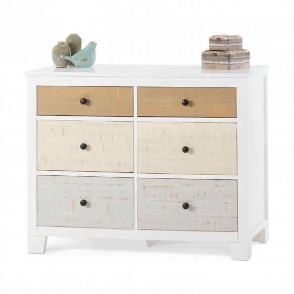 Rockport 6 Drawer Dresser