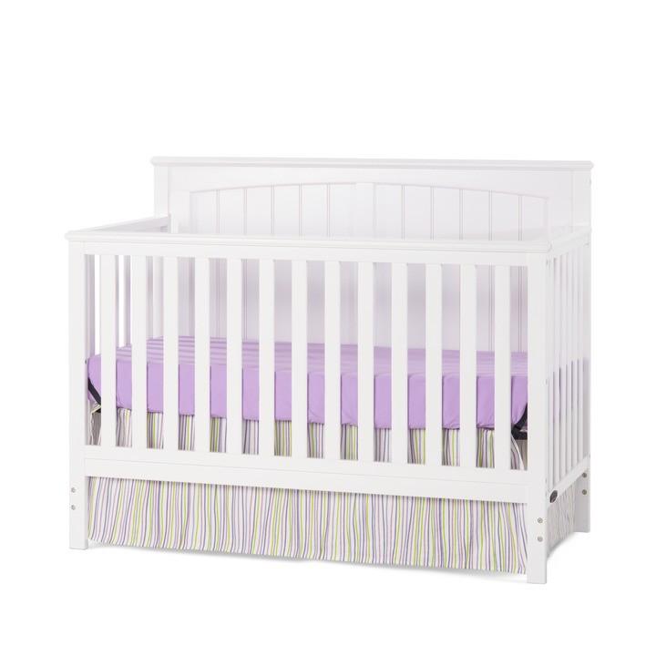 sheldon 4 in 1 convertible crib child craft. Black Bedroom Furniture Sets. Home Design Ideas