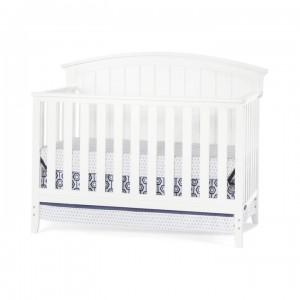 Delaney 4 In 1 Convertible Crib Child Craft