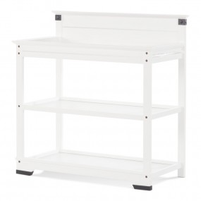 Redmond Dressing Table - Matte White