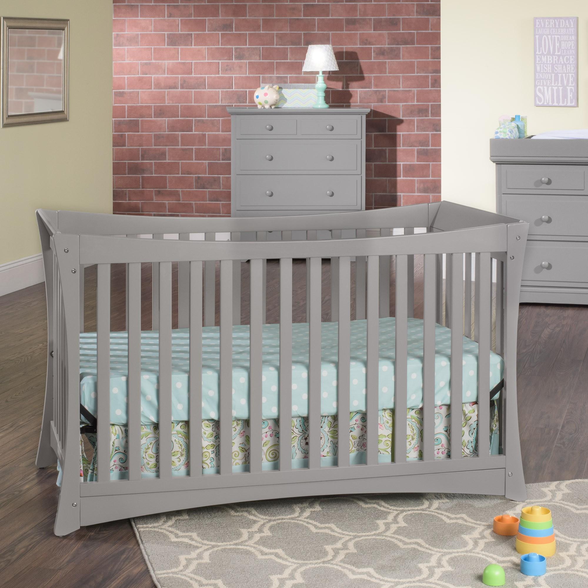 parisian 3 in 1 traditional crib child craft. Black Bedroom Furniture Sets. Home Design Ideas