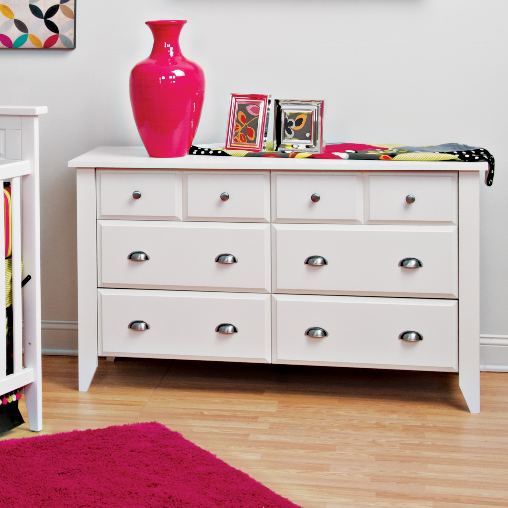 Relaxed Traditional Double Dresser Child Craft