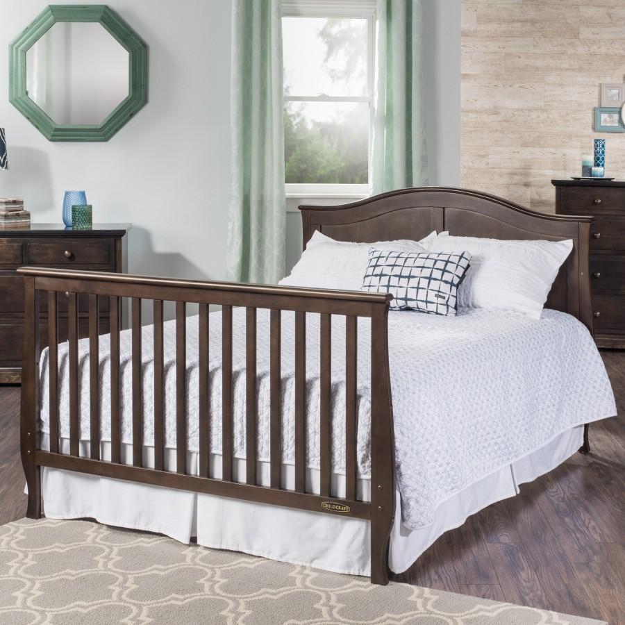 child craft camden 4 in 1 convertible crib child craft. Black Bedroom Furniture Sets. Home Design Ideas