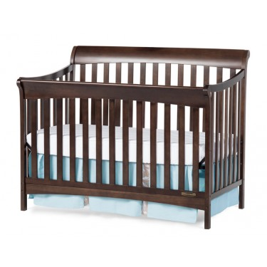 Ashton Full-Size 4-in-1 Convertible Crib