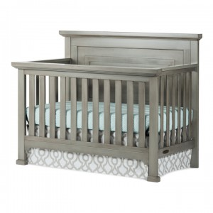 Roland 4 In 1 Convertible Crib Child Craft