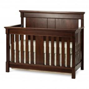 Bradford Full Size Convertible Crib-Select Cherry