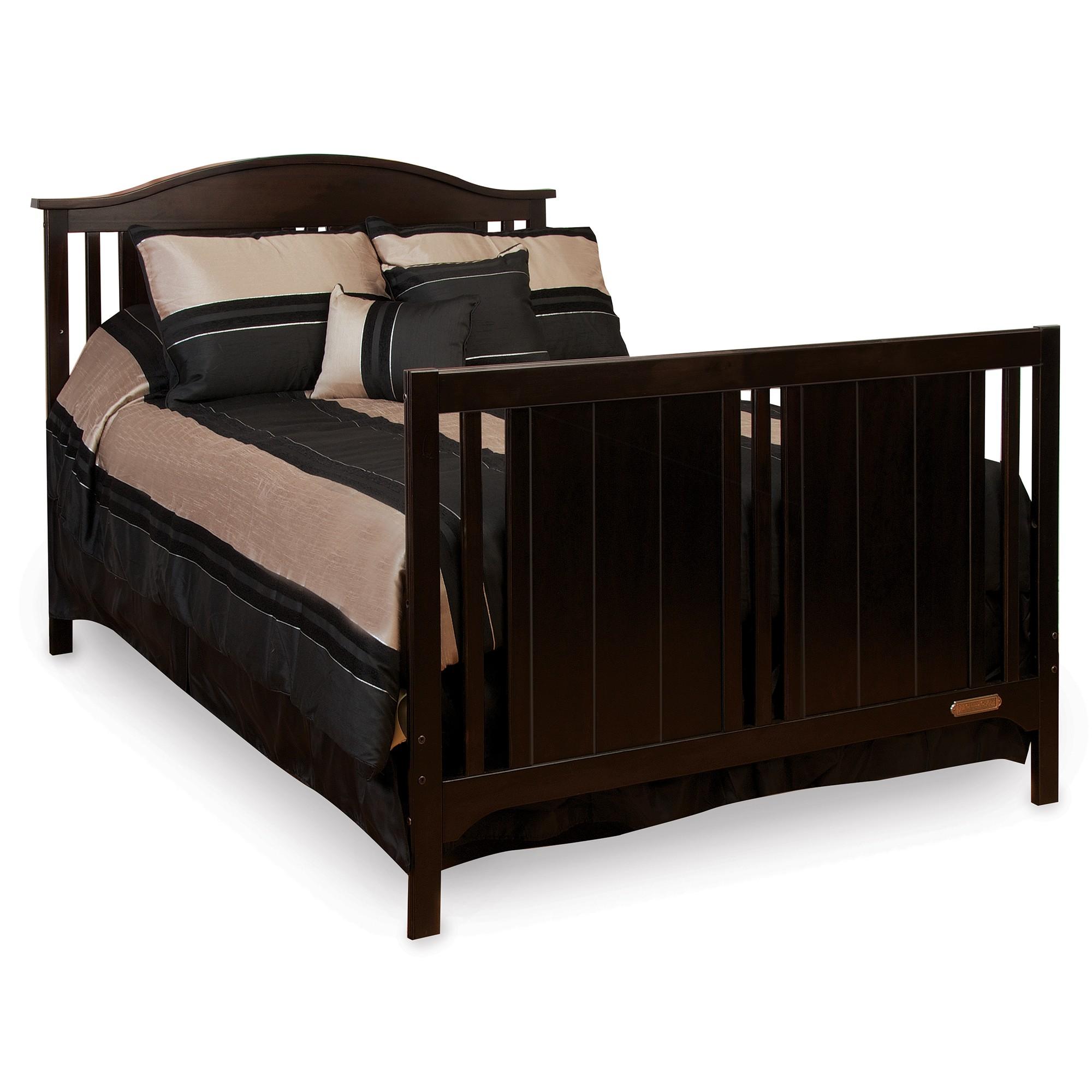 Child craft coventry crib -  Watterson Convertible Child Craft Crib Full Bed