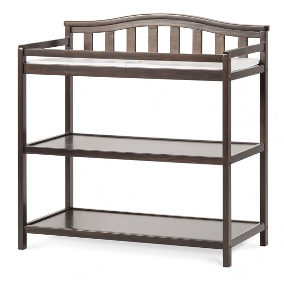 Arch Top Baby Changing Table
