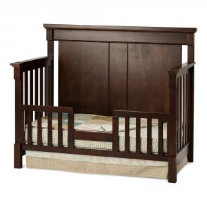 bradford 4 in 1 convertible crib child craft. Black Bedroom Furniture Sets. Home Design Ideas