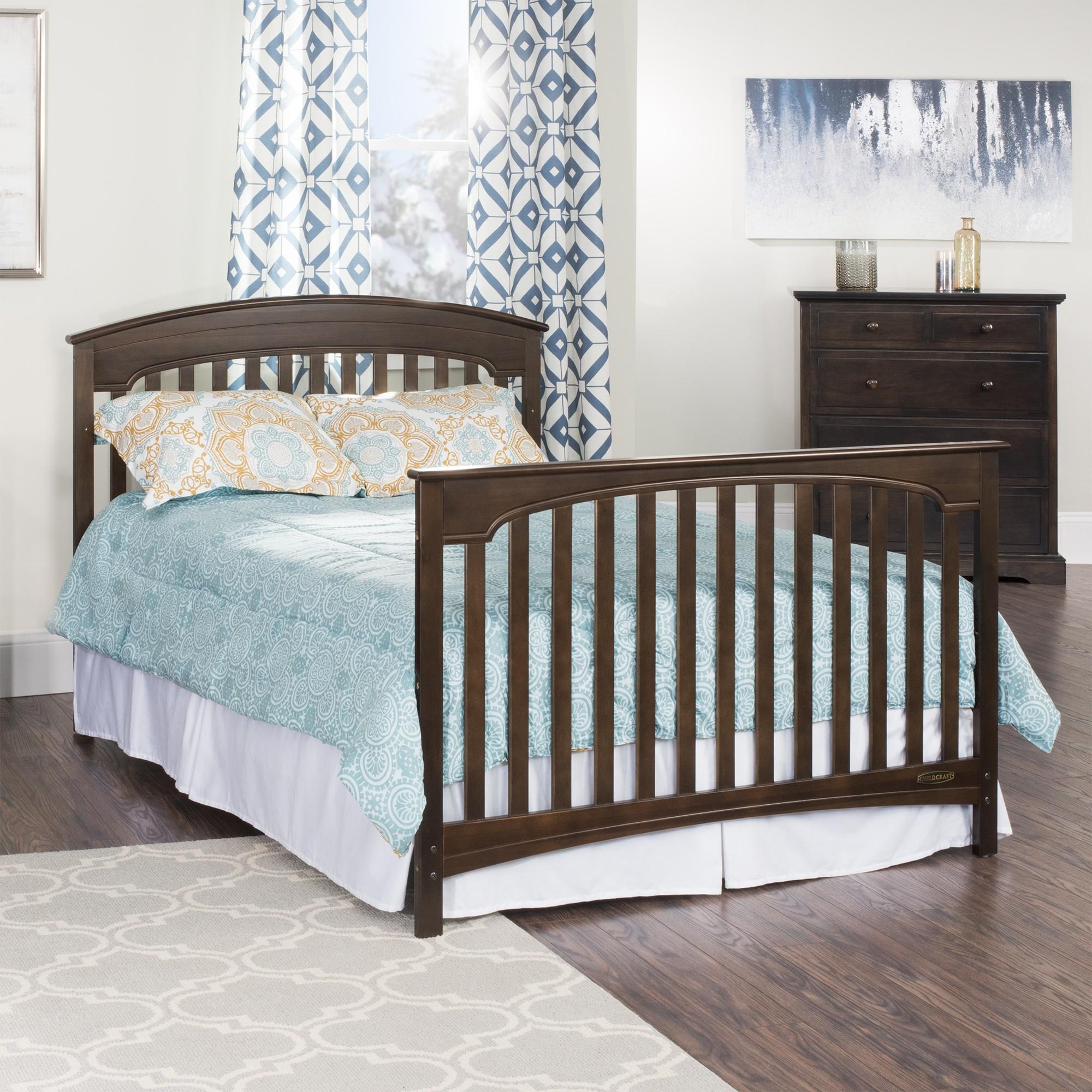 Wadsworth Convertible Child Craft Crib Child Craft