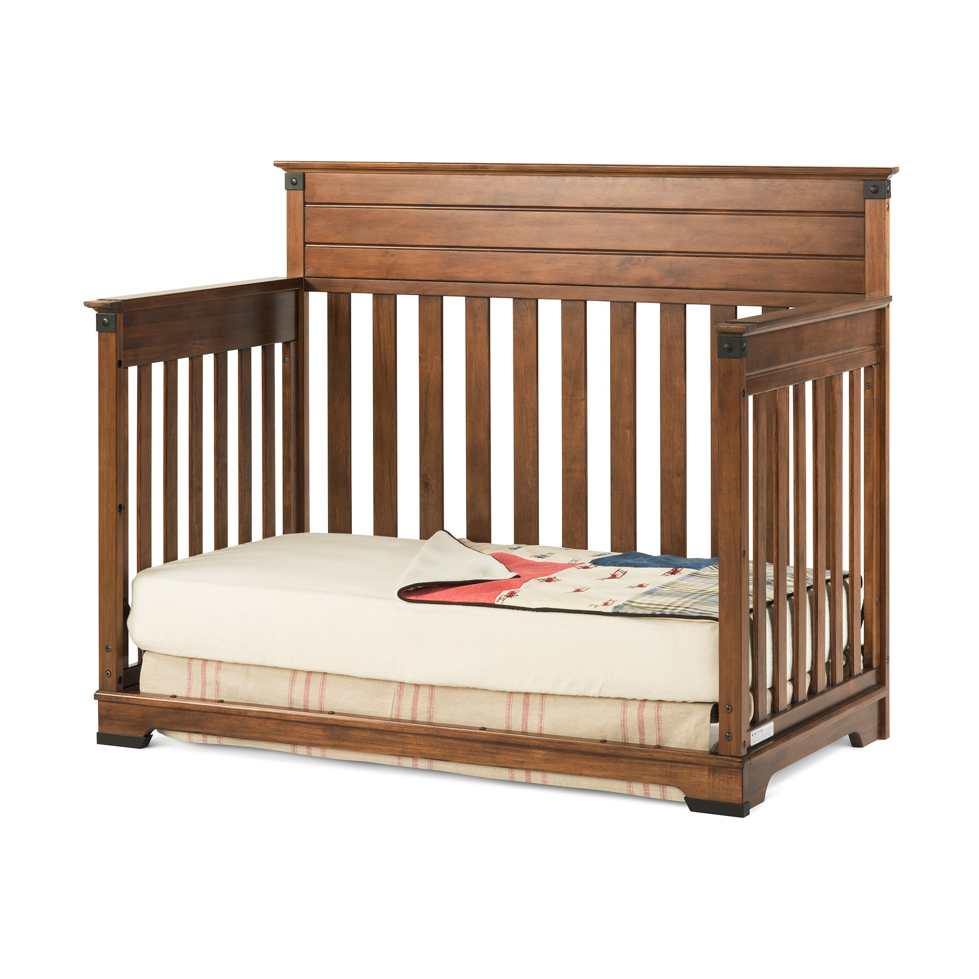 redmond 4 in 1 convertible crib child craft rh childcraftbaby com Cherry Espresso Delta Crib Manual Baby Crib Instruction Manual