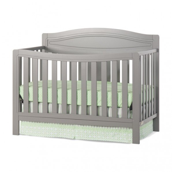 Dresden 4 In 1 Convertible Crib Child Craft