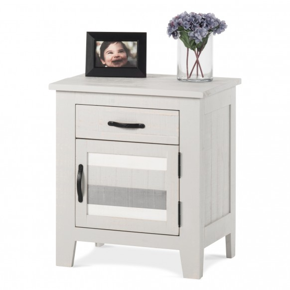 Forever Eclectic Long Beach Night Stand Child Craft
