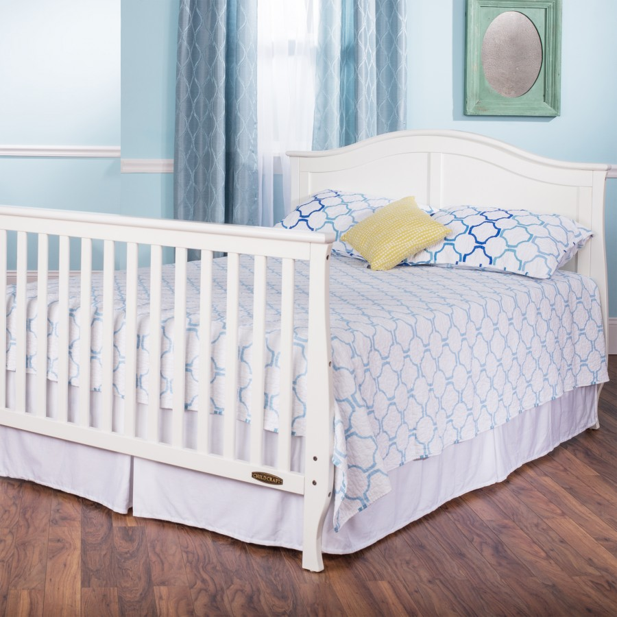 Camden 4 In 1 Convertible Crib Child Craft
