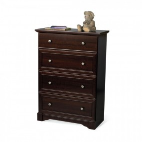 Updated Classic 4 Drawer Dresser
