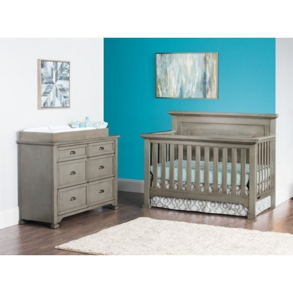Roland 4 Piece Nursery Furniture Set In Mist Child Craft