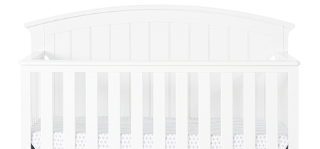 Delnaey Convertible Crib