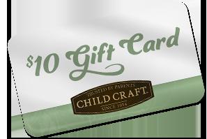 Child Craft gift card