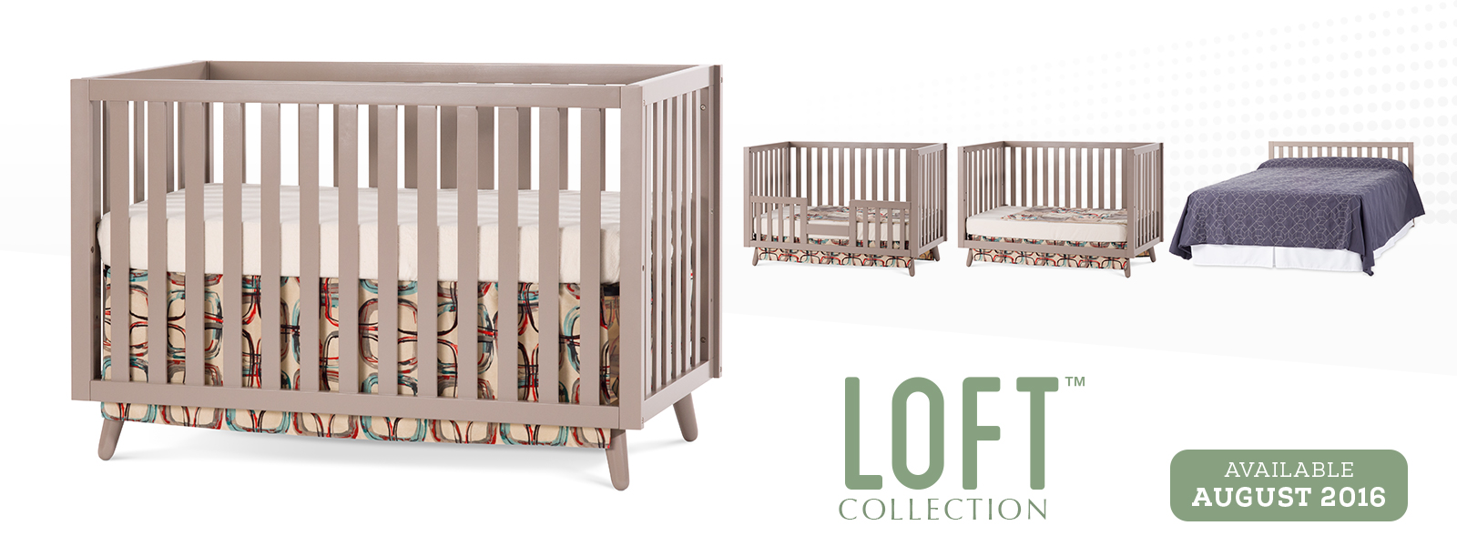 Loft Collection available in August!