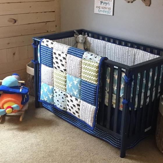 Child Craft Euro Crib