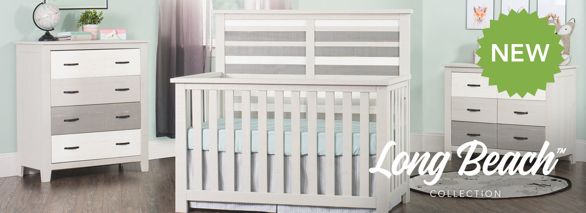Best Modern Baby Cribs | Child Craft
