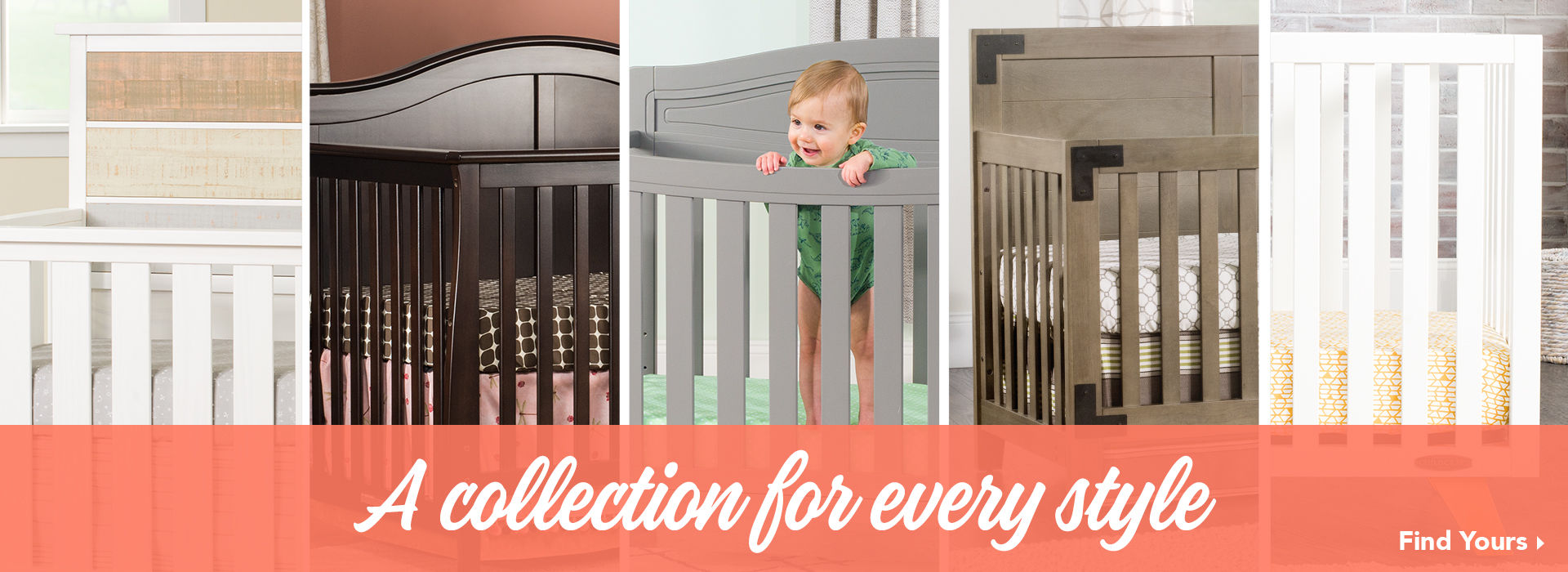 Baby Cribs And Nursery Furniture